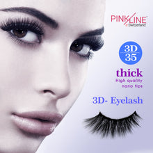 Load image into Gallery viewer, Pinkline 3D Eyelashes 3D-35