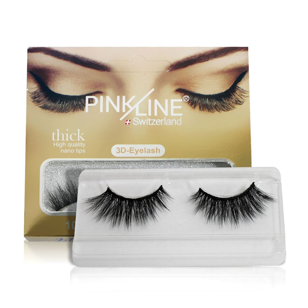 Pinkline 3D Eyelashes 3D-35