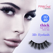 Load image into Gallery viewer, Pinkline 3D Eyelashes Pack of 2 (PL3D-37,40)