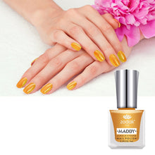 Load image into Gallery viewer, Zodak Maddy Nail Paint ZK01-11 9ml