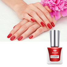Load image into Gallery viewer, Zodak Maddy Nail Paint ZK01-13 9ml