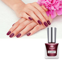Load image into Gallery viewer, Zodak Maddy Nail Paint ZK01-22 9ml