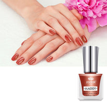 Load image into Gallery viewer, Zodak Maddy Nail Paint ZK01-35 9ml