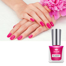Load image into Gallery viewer, Zodak Maddy Nail Paint ZK01-48 9ml