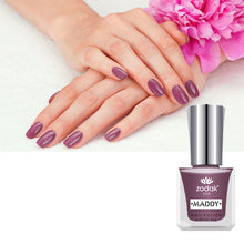 Load image into Gallery viewer, Zodak Maddy Nail Paint ZK01-58 9ml