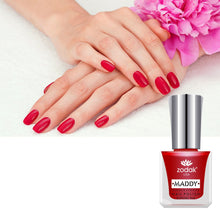 Load image into Gallery viewer, Zodak Maddy Nail Paint ZK01-60 9ml