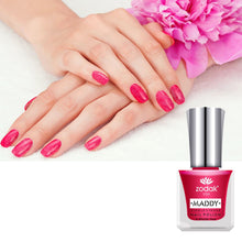 Load image into Gallery viewer, Zodak Maddy Nail Paint ZK01-7 9ml