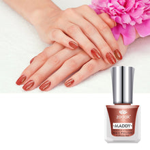 Load image into Gallery viewer, Zodak Maddy Nail Paint ZK01-9 9ml