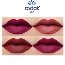 Load image into Gallery viewer, Zodak  Let's Dress your Lips Matte Lipstick combo set of 3