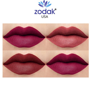 Zodak  Let's Dress your Lips Matte Lipstick combo set of 3