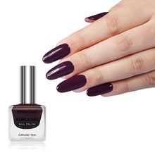 Load image into Gallery viewer, Pink Line Kurls Gel Matte Nail Polish Kurls 14 Rum 15ml