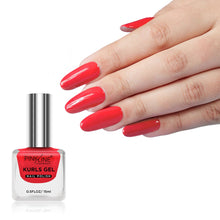 Load image into Gallery viewer, Pink Line Kurls Gel Matte Nail Polish Kurls 26 Stylish 15ml