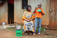 Lend $25 (or more) through Kiva and help over 5,000 families get a fuel efficient cookstove!