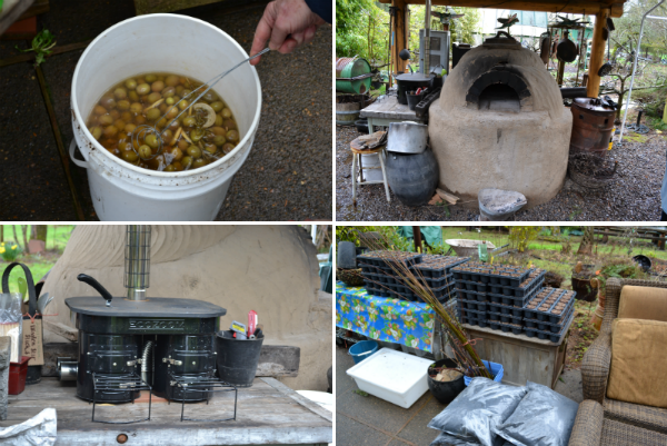 Outdoor stoves and ovens cooking with wood ecozoom for Outdoor wood cooking stove