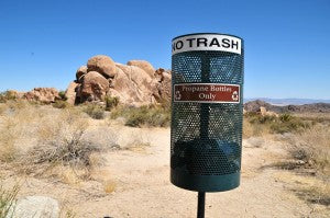 Joshua Tree Recycling