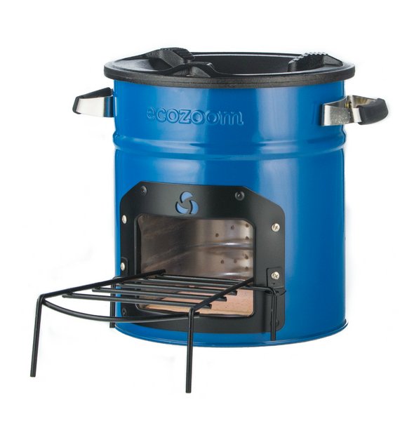 Cast Iron Wood Cook Stove Durable Off Grid Stove Zoom