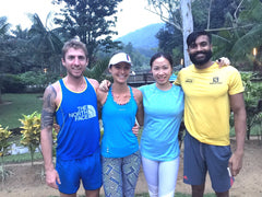 With Vlad & Silke hosting Trail Running Clinic in August 2015