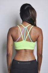 amanda sports bra - paddlepop