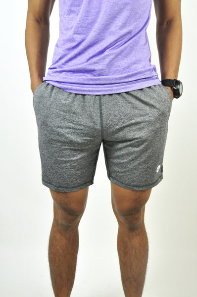 men's avid shorts - flintstone