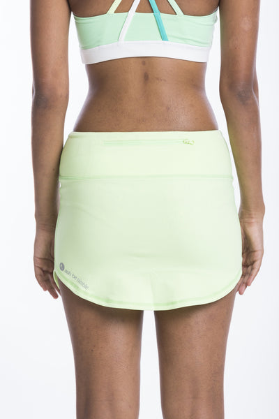 gone running skirt only - kaffir lime