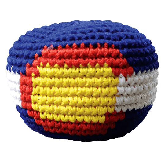 Large Footbag - Colorado