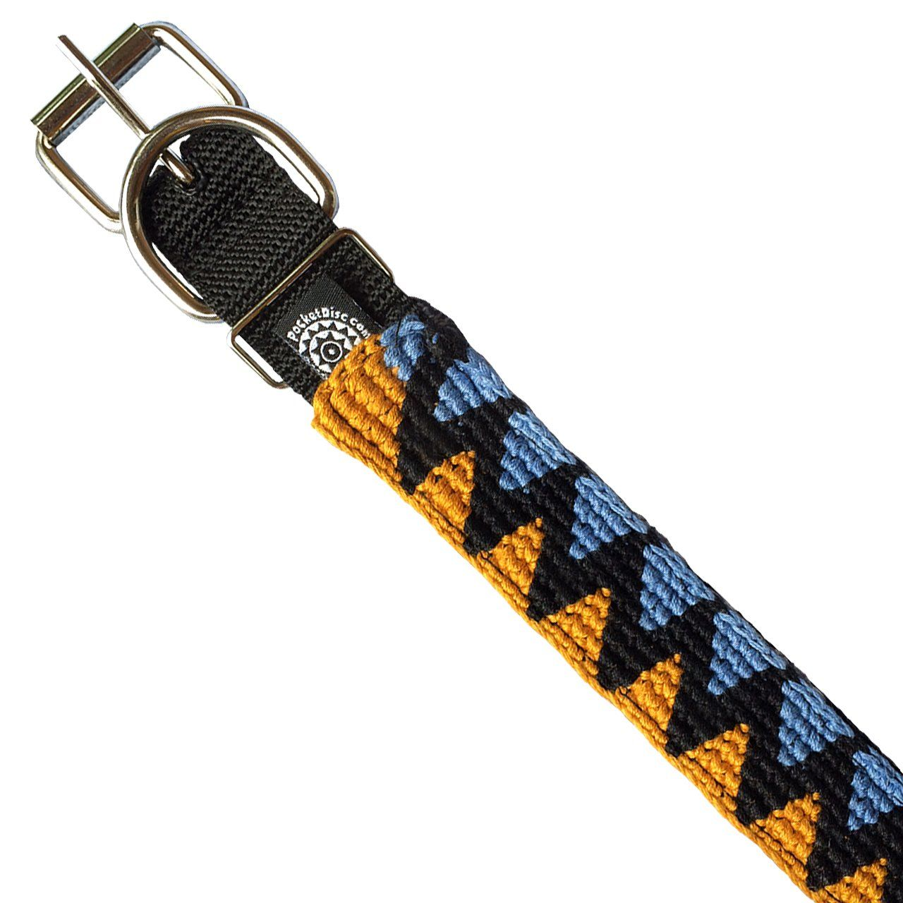 Pet Collar BROWN/BLACK/BLUE-Buena Onda Experience