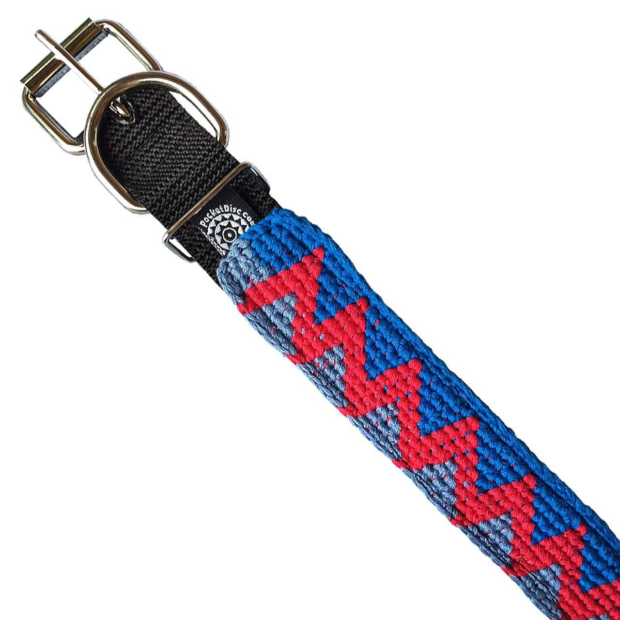 Pet Collar GREY/PINK/BLUE