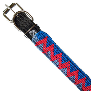 Pet Collar GREY/PINK/BLUE-Buena Onda Experience