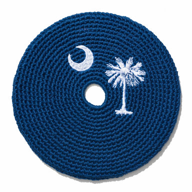 South Carolina Flag Disc-Buena Onda Experience