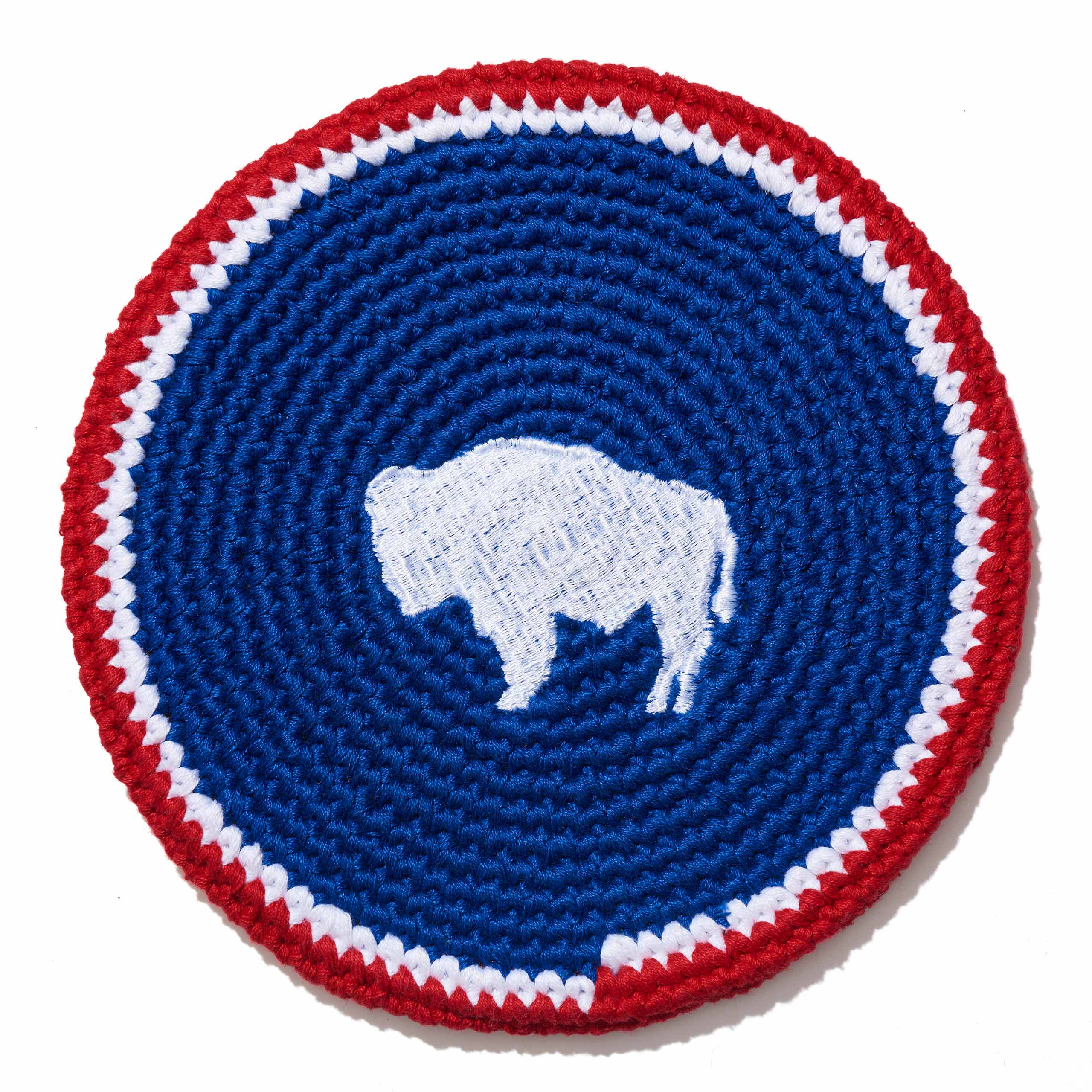 Wyoming Flag Disc-Buena Onda Experience