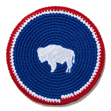 Wyoming Flag Disc-Flag Disc-Buena Onda Experience-Pocket-Disc
