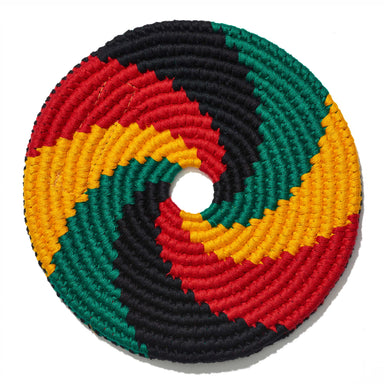 Sports Disc Rasta Swirl-Buena Onda Experience-Pocket-Disc
