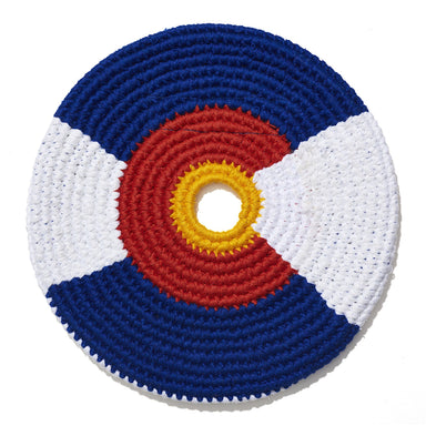 Colorado Flag Disc-Flag Disc-Buena Onda Experience-Pocket-Disc