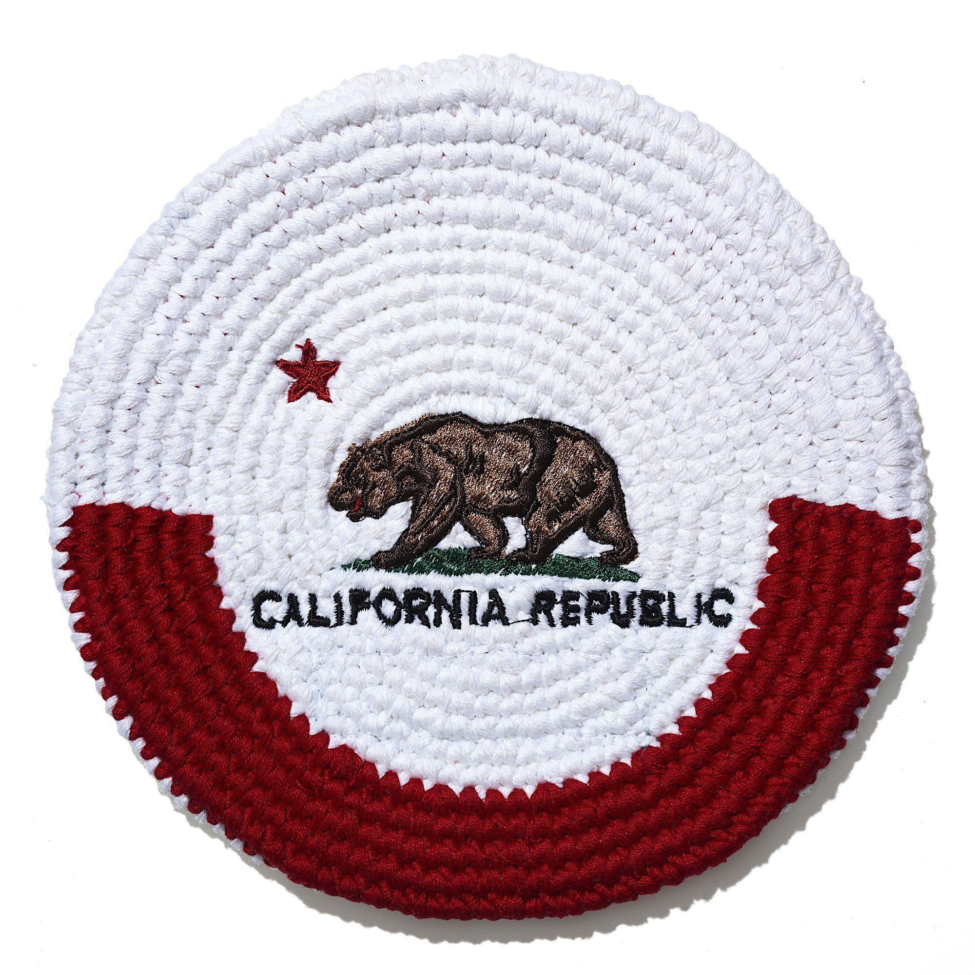 California Flag Disc-Flag Disc-Buena Onda Experience-Pocket-Disc