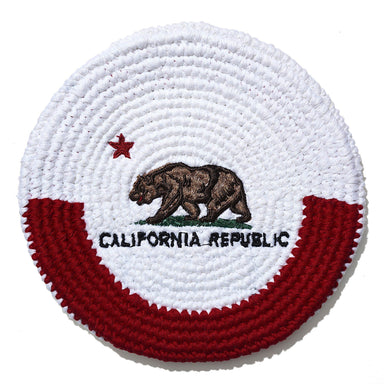 California Flag Disc-Buena Onda Experience