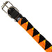 Pet Collar ORANGE/BLACK/YELLOW-Buena Onda Experience