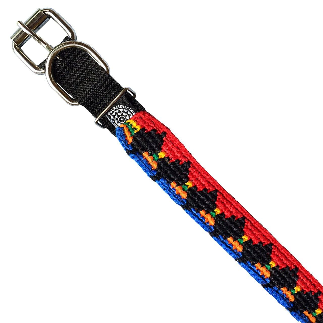 Pet Collar RED/BLACK/BLUE
