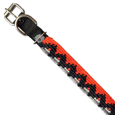 Pet Collar RED/BLACK/GREY-Buena Onda Experience
