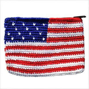 Pouch - USA Flag-Pocket Disc-Pocket-Disc