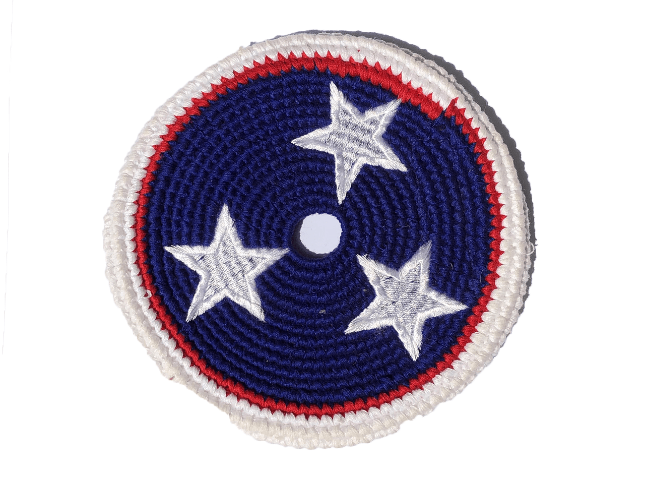Tennessee Flag Disc-Flag Disc-Buena Onda Experience-Pocket-Disc