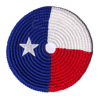 Texas Flag Disc-Flag Disc-Buena Onda Experience-Pocket-Disc