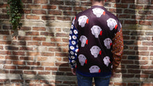 Load image into Gallery viewer, Bomber Jacket: Doktor Fear + Cat Poo Custom All-Over Print - Benbo Global Megastore