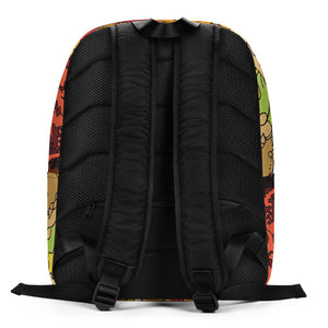 Minimalist Backpack: Art Gallery - Benbo Global Megastore