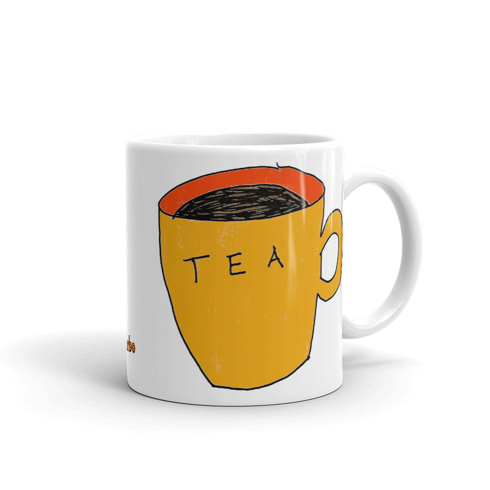 Mug: Tea Not Tree - Benbo Global Megastore