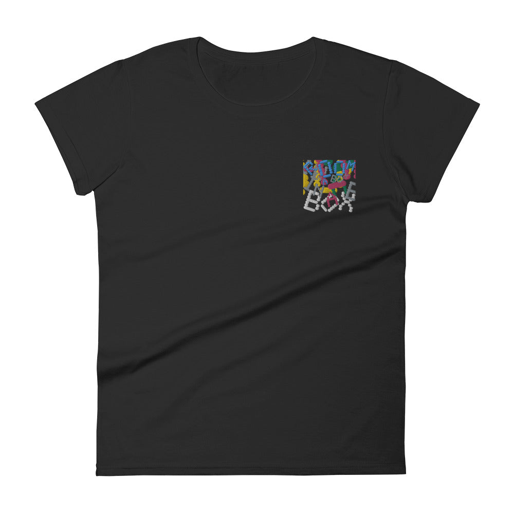 T-Shirt: Room In A Box Limited Special - Embroidered - Benbo Global Megastore