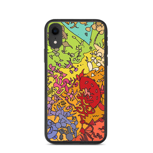 Biodegradable Phone Case: Art Gallery - iPhone - Benbo Global Megastore
