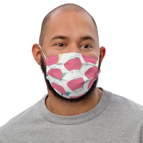 Face Mask: Geoffrey - Benbo Global Megastore