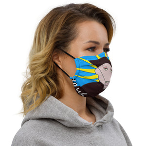 Face Mask: Doktor Fear Is Your Stylist - Benbo Global Megastore