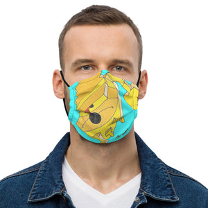 Face Mask: Sorry About This Inappropriate Gift - Benbo Global Megastore