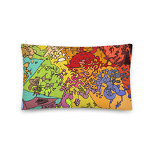 Load image into Gallery viewer, Cushion: Art Gallery - Benbo Global Megastore